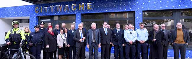 Neue Citywache im Brüderweg – Fortsetzung der guten Zusammenarbeit von Polizei und Ordnungsamt Dortmund