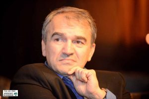 Aycan Demirel ist Direktor der Kreuzberger Initiative gegen Antisemitismus (KIgA).