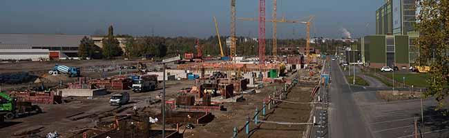 Dreistelliger Millionenbetrag als Investition in Hightech und Zukunft: thyssenkrupp Steel legt Grundstein in Dortmund