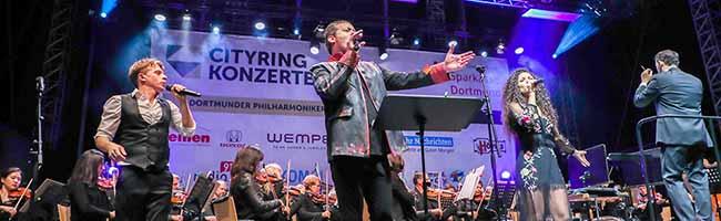 Kartenvorverkauf für die Cityring-Konzerte 2020 ist gestartet