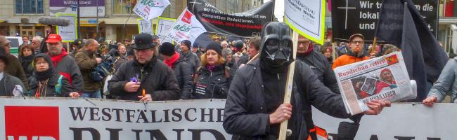"""Serie """"Lokaljournalismus"""" (2): Medienkonzentration, Abschied der Zeitung, Krise – droht Nivellierung lokaler Pressearbeit?"""