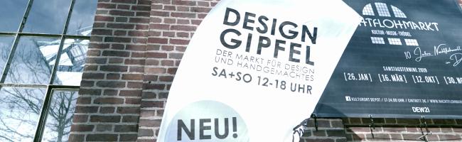 """""""Design Gipfel"""" im Kulturort Depot: Erste Weihnachtsausgabe in Dortmund macht Lust aufs Fest und Handgemachtes"""