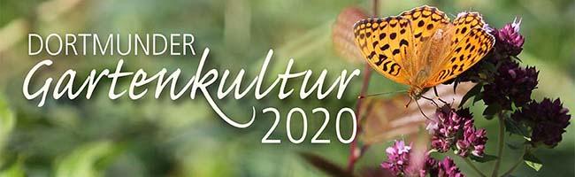 Dortmunder Jahreszeiten immer im Blick – Gartenkalender 2020 mit faszinierenden Motiven und nützlichen Infos