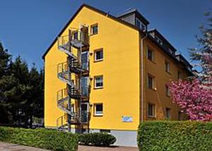 Im Friederike-Fliedner-Haus hilft die Diakonie seit mehr als 20 Jahren Menschen mit psychischen Erkrankungen zurück in den Alltag.