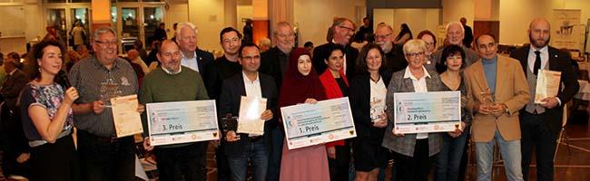 Engagement für den interkulturellen Zusammenhalt in Dortmund mit dem Integrationspreis 2019 ausgezeichnet