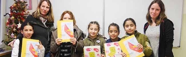 Von der Idee zum fertigen Buch – Nordstadt-Kids schreiben Geschichten und gestalteten eigenes Kinderbuch