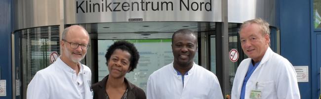 3 Ärzte für 160.000 Menschen: Klinikum Dortmund unterstützt Initiative zur besseren medizinischen Versorgung in Ghana