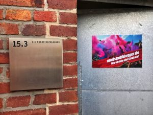 Seit 3,5 Jahren haben die Nordstadtblogger ein eigenes Redaktionsbüro im Depot.