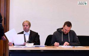 Sascha Krolzig wurde zumindest in diesem Fall freigesprochen - doch auch ihm drohen empfindliche Haftstrafen.