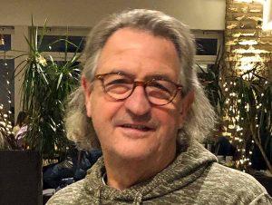 Wolfgang Flammersfeld ist Art-Director des Winterleuchten. Foto: JvB
