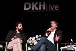 Im Gespräch mit Aladin El-Mafalaani berichtet Deniz Yücel über seine Zeit in der Türkei - insbesondere die Haftzeit.