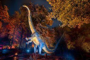 Im nächsten Jahr sollen gut 80 dieser bis zu elf Meter hohen Großfiguren gezeigt werden.