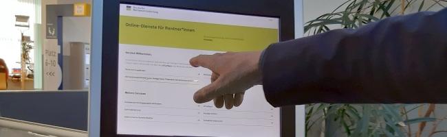 Online-Portal bei den Bürgerdiensten: Stadt möchte Vorbehalte gegenüber elektronischer Identität und Digitalisierung abbauen