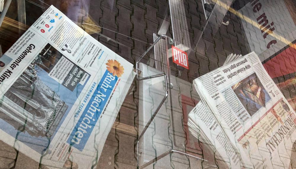 Klassischer Lokaljournalismus und gähnende Leere: Schicksal?
