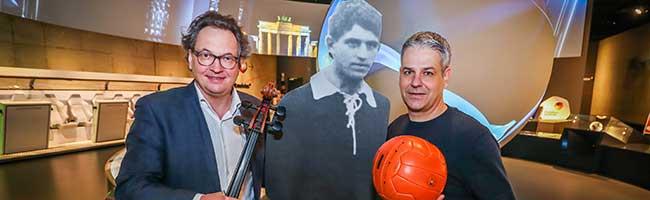 Besonderes Musikerlebnis im Deutschen Fußballmuseum – Gedenkkonzert für jüdisches Brüderpaar mit Welturaufführung