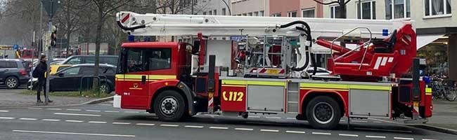 Polizei- und Feuerwehreinsatz im Klinikviertel Dortmund sorgte am Vormittag für einiges Aufsehen