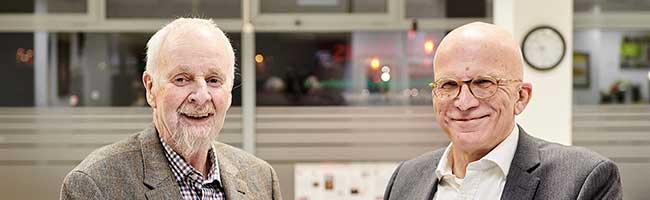 20 Jahre Einsatz für die Menschen und gegen die Armut: Gast-Haus-Urgestein Werner Lauterborn übergibt Vereinsvorsitz