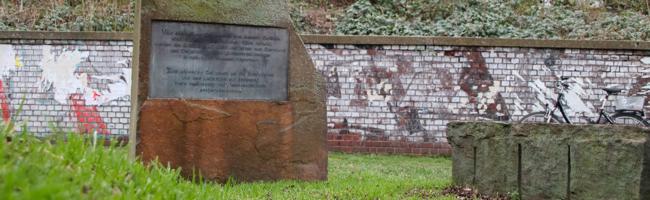75. Jahrestag der Befreiung von Auschwitz: Gedenken der Opfer des Völkermordes an Sinti und Roma in Dortmund