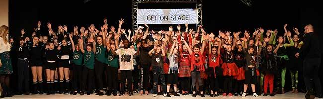 """""""Get On Stage"""" in Dortmund 2020: Kinder und Jugendliche schwingen das Tanzbein zu eigenen Choreografien"""