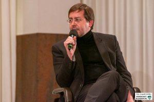 """Christian Mihr von """"Reporter ohne Grenzen""""."""