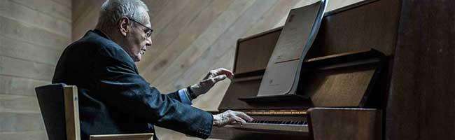 Einblicke in den Kopf eines Komponisten: Konzerthaus Dortmund lädt zum Zeitinsel-Festival für György Kurtág