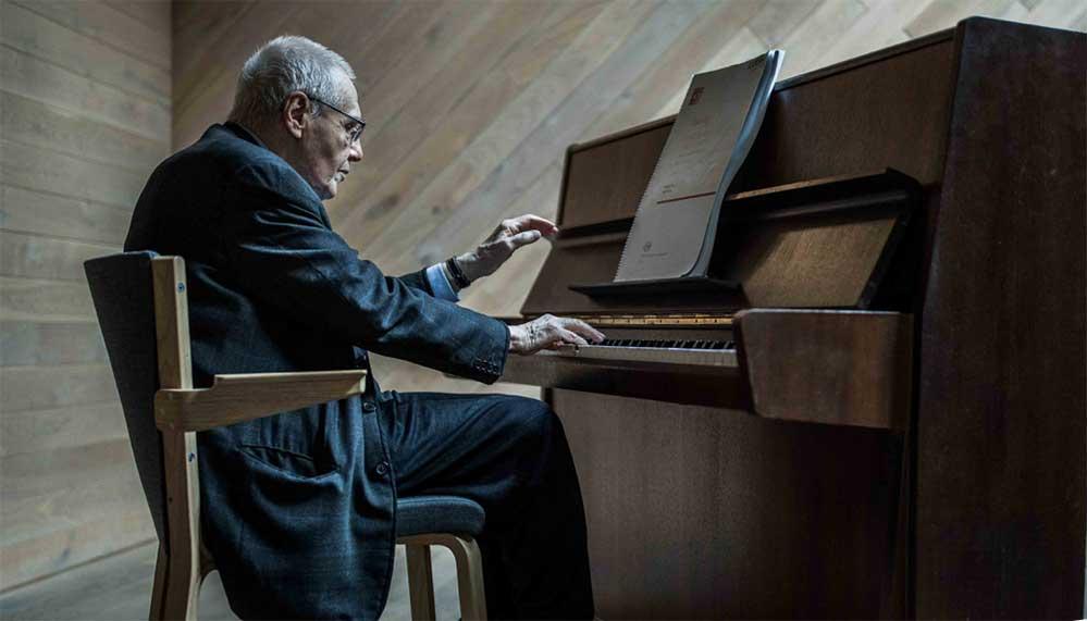 An fünf Tagen kann man sich von der sinnlichen und intuitiven Musiksprache des Komponisten György Kurtágbegeistern lassen. Das Festival bietet Konzerte, Filme und eine Ausstellung. Fotos: Konzerthaus Dortmund