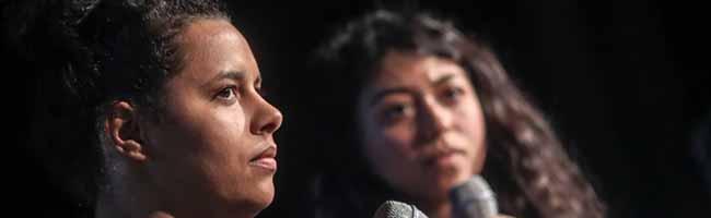 """500 Menschen beim Talk im DKH mit Alice Hasters: """"Warum ist es eigentlich so schwer, über Rassismus zu sprechen?"""""""