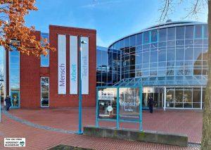 Die Deutsche Arbeitsschutz-Ausstellung - kurz DASA - in Dortmund-Dorstfeld. Foto: Alex Völkel