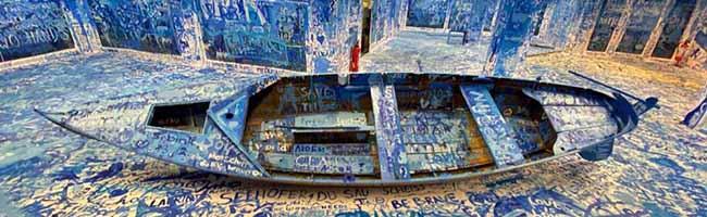 10.000 Menschen besuchten Yoko-Ono-Kunstprojekt der TU Dortmund – Ausstellung abgebaut – Boot wird zerstört