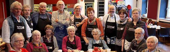 EHRENAMT: Für den guten Start ins neue Jahr serviert die Wichern-Suppenküche Grünkohl mit Bratkartoffeln