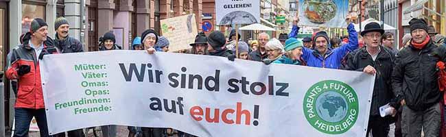 Klimaproteste gehen auch im neuen Jahr weiter – Parents for Future kämpfen gegen unbedachtes Konsumverhalten