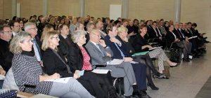 Gut besucht hat war die Auftaktveranstaltung für das Regionale Bildungszentrum Dortmund. Fotos: Claus Stille