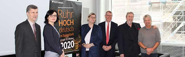 """Vier Monate mit dem Who is Who der deutschen Humor-Szene: """"RuhrHOCHdeutsch""""-Vorverkauf startet am 1. Februar"""
