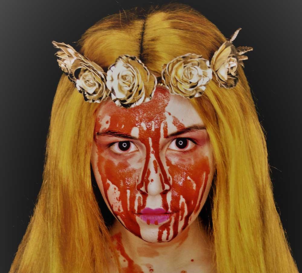 """Die Kulturbrigaden transportieren den Horrorklassiker """"Carrie"""" von Stephen King in die heutige Zeit. Fotos: Rada Radojcic"""