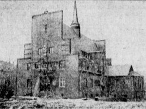 Wichernhaus im März 1928 (Dortmunder Zeitung, 23.02.1928)