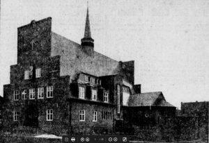Wichernhaus im Juni 1928 (Dortmunder Zeitung, 10.06.1928)