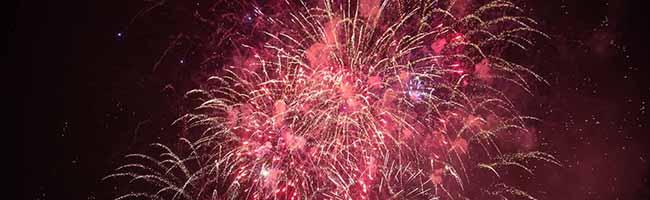 Winterleuchten-Finale mit spektakulärem Höhenfeuerwerk – Leuchtende Emotionen am Westfalenpark-Himmel