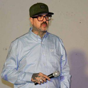 Autor und Filmemacher Sascha Bisley