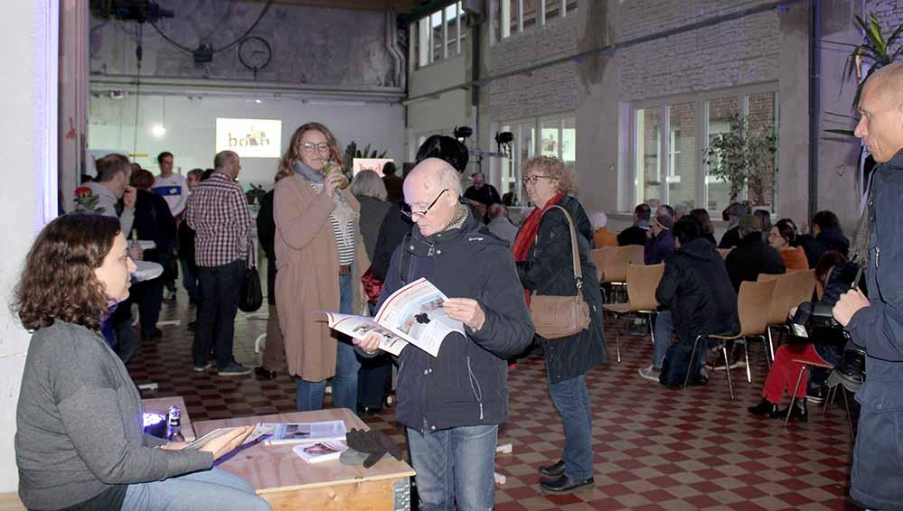 In Dortmund und Bochum wurde das Jubiläum der Obdachlosenzeitung bodo gefeiert. Fotos: Claus Stille