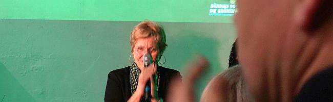 111:4:5 – klares Votum für Daniela Schneckenburger als grüne OB-Kandidatin bei den Kommunalwahlen im September