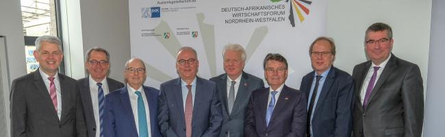 6. Deutsch-afrikanisches Wirtschaftsforum: Deutsche Unternehmer reden über Investitionsmöglichkeiten in Afrika