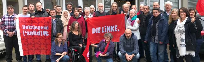 Für eine soziale wie ökologische Wende in Dortmund: Utz Kowalewski zum OB-Kandidaten der Partei Die Linke ernannt