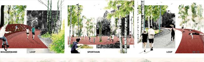 Nächster Schritt zur Erneuerung des Hoeschparks: Stadtspitze befürwortet baldige Ausführung des Umbauvorhabens