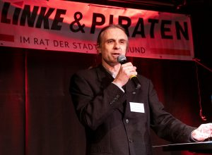 Neujahrsempfang Linke-Piraten 2020