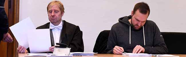 Haftantritt für Neonazi-Funktionär Sascha Krolzig rückt näher – weitere Urteile drohen – Kirchturmbesetzung vor Gericht