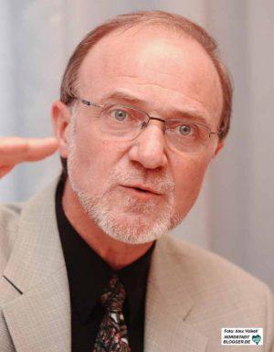 Eigentlich wollte Hartmut Anders-Hoepgenim ersten Jahr des Ruhestands nichts machen - daraus wurde nichts. Archivbild: Alex Völkel