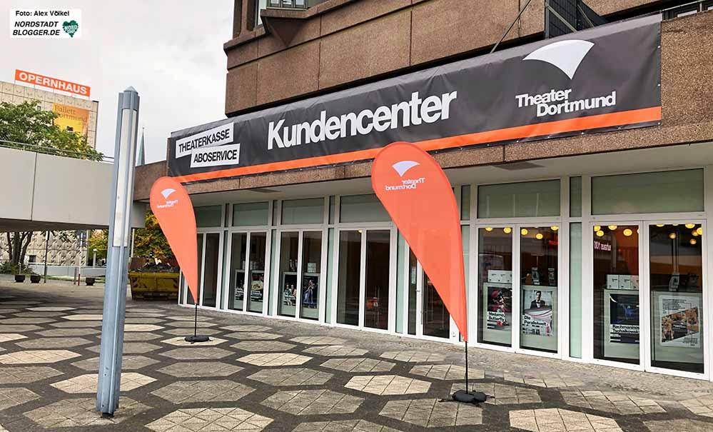 Um alle Fragen rund um Tickets und Abos kümmert sich das neue Kundencenter des Theaters. Foto: Alex Vökkel