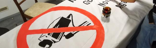 Initiative gegen Videoüberwachung in der Münsterstraße: Stadtteilspaziergang und Nachbarschaftstreffen am Samstag