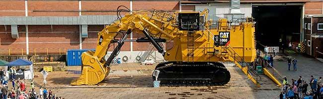 Schlechte Nachrichten für 1.100 Caterpillar-Beschäftigte: Werke in Dortmund, Lünen und Wuppertal sollen schließen