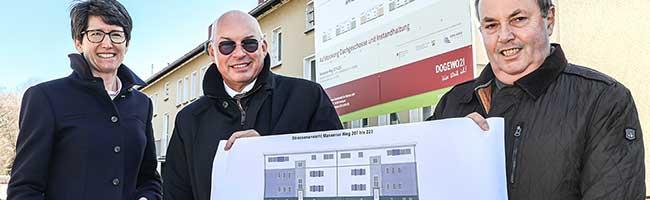 DOGEWO21 schafft bezahlbaren Wohnraum in Dortmund – 18 Wohneinheiten für Menschen mit Wohnberechtigungsschein